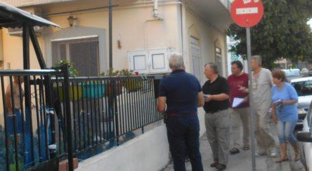Περιοδεία υποψηφίων βουλευτών του ΚΚΕ στο Καπακλί