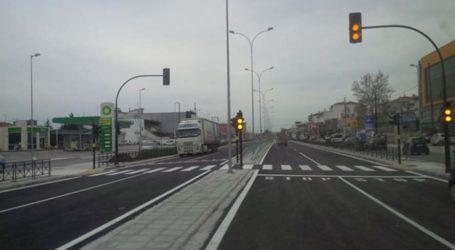 Παρατείνονται οι κυκλοφοριακές ρυθμίσεις στη λεωφόρο Καραμανλή