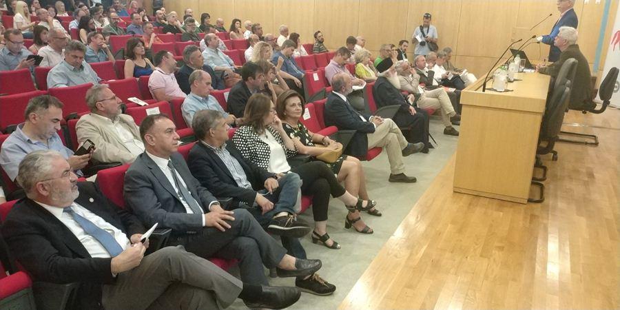 Κέλλας σε ημερίδα για το Πανεπιστήμιο Θεσσαλίας:«Ενίσχυση της Πανεπιστημιακής Τεχνολογικής Εκπαίδευσης χωρίς αποκλεισμούς»