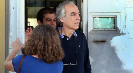 Επιστρέφει στις Φυλακές του Βόλου ο Δημήτρης Κουφοντίνας