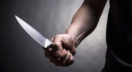 Συνελήφθη στον Βόλο 59χρονος που κρατούσε μαχαίρι