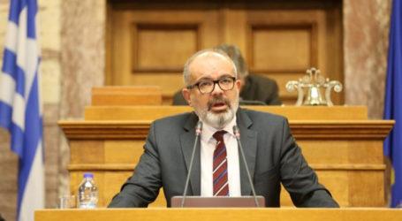 Μπαργιώτας: «Το κοινωνικό κράτος φέρει την σφραγίδα του ΠΑΣΟΚ»