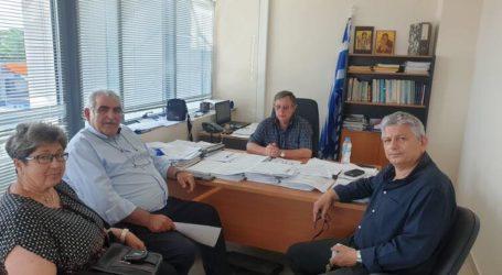 Συνεχίζουν τις περιοδείες τους οι υποψήφιοι βουλευτές του ΣΥΡΙΖΑ στη Λάρισα