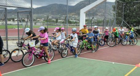 Το τμήμα ποδηλασίας της Νίκης Βόλου στο αθλητικό καλοκαίρι