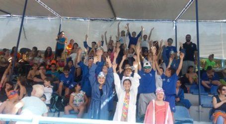 Επιτυχίες της Νίκης Βόλου στους θερινούς αγώνες κολύμβησης