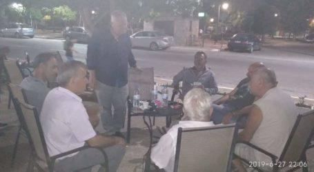 Σε Σούρπη, Πτελεό, Αχίλλειο και Ευξεινούπολη ο Νίκος Χαυτούρας