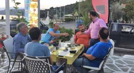 Κ. Μαραβέγιας: Ο φυσικός πλούτος το μεγάλο ανταγωνιστικό πλεονέκτημα του Νοτίου Πηλίου