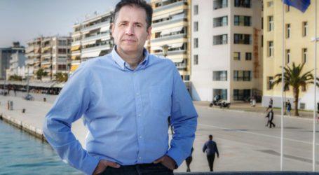 Ιωάννης Σακκόπουλος: Να αντιμετωπιστεί άμεσα το πρόβλημα της πλωτής εξέδρας στην Σκιάθο