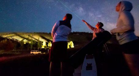 Το Θερινό Σχολείο Αστρονομίας με αστροβραδιά στο Πήλιο