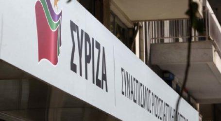 Ανοιχτή Γ.Σ. του ΣΥΡΙΖΑ – Προοδευτική Συμμαχία Λάρισας με ομιλητή τον υφυπουργό Κοινωνικής Ασφάλισης Τ. Πετρόπουλο