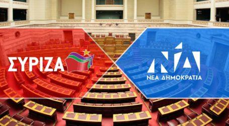 Ποιοί είναι οι γηραιότεροι υποψήφιοι σε ΣΥΡΙΖΑ και Ν.Δ. στη Λάρισα; Δείτε τις ηλικίες και των 22