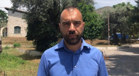 Στην Παιδόπολη Αγριάς μετά τα επεισόδια με αλλοδαπούς ο Π. Ηλιόπουλος