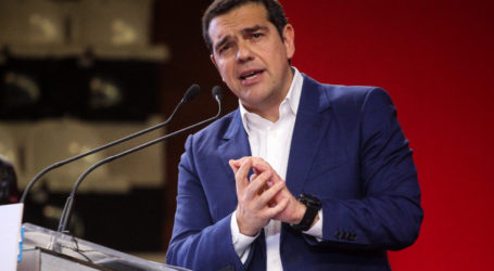 Προσπάθειες υπονόμευσης της αποψινής συγκέντρωσης του Αλέξη Τσίπρα στον Βόλο καταγγέλει ο ΣΥΡΙΖΑ
