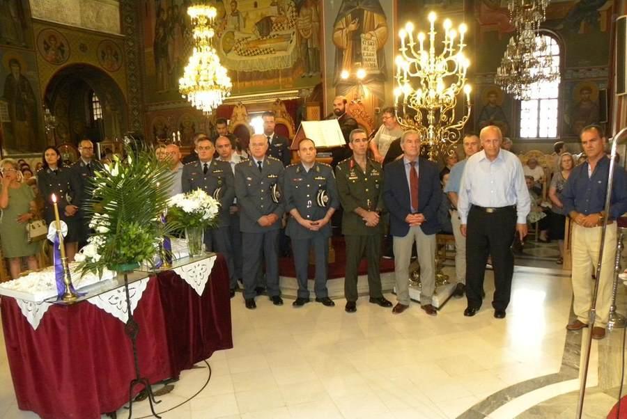 Εορτασμός της «Ημέρας Τιμής των Αποστράτων της Ελληνικής Αστυνομίας»