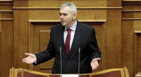 Ο Χαρακόπουλος ζητά από τον υπουργό Υγείας κάλυψη εξόδων αποθεραπείας των ασθενών και πέραν του ενός έτους