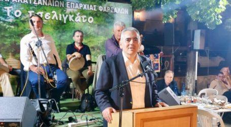 Χαρακόπουλος: «Ψηλά το φλάμπουρο του ελληνισμού»
