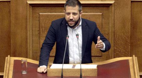 Ο Αλέξανδρος Μεϊκόπουλος για τις καταστροφές στην αγροτική παραγωγή στο Πήλιο από την πρόσφατη χαλαζόπτωση
