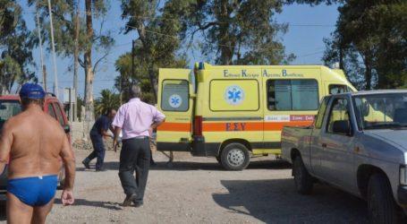 ΤΩΡΑ: Κατέρρευσε 60χρονος σε παραλία του Πηλίου