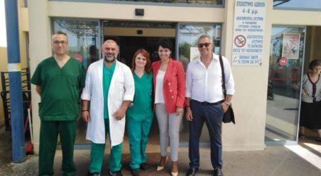 Μαρία Γαλλιού: Οι εργαζόμενοι στον χώρο της υγείας αξίζουν τον σεβασμό και τη στήριξη μας