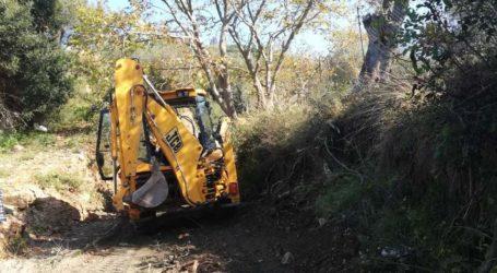 Έργα 2.3 εκατ. ευρώ από την Περιφέρεια Θεσσαλίαςγια την αντιπλημμυρική προστασία της Σκιάθου
