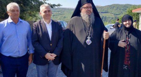 Χαρακόπουλος σε Ραψάνη και Αγιά: «Και στην παιδεία η χώρα αλλάζει σελίδα»