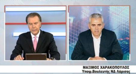 Χαρακόπουλος: Στις 7 Ιουλίου ζητώ ανανέωση της εμπιστοσύνης των πολιτών (video)