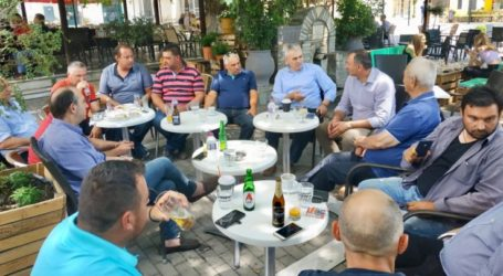 Μάξιμος από Αργυροπούλι: «Δέσμευση Μητσοτάκη ο νέος Κανονισμός του ΕΛΓΑ»