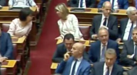 «Γειτονεύουν» στα έδρανα της Βουλής 3 βουλευτές της Μαγνησίας [εικόνα]