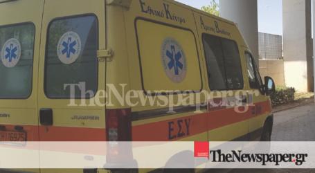 Βόλος: Τον πήγαν αναίσθητο μέχρι το… ασθενοφόρο μετά από ισχυρή δόση ναρκωτικών