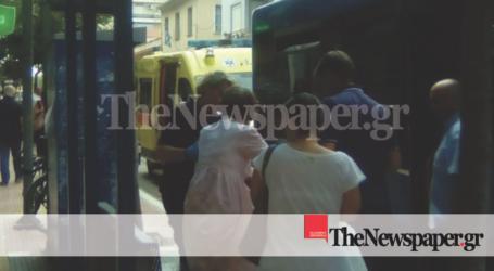 ΤΩΡΑ: Ηλικιωμένη Βολιώτισσα έπεσε από το λεωφορείο την ώρα της αποβίβασης [εικόνες]