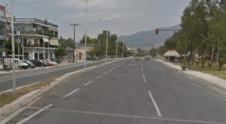 Βόλος: Κλειστό το ένα ρεύμα κυκλοφορίας στην Λεωφόρο Αθηνών – Πως θα μετακινηθείτε