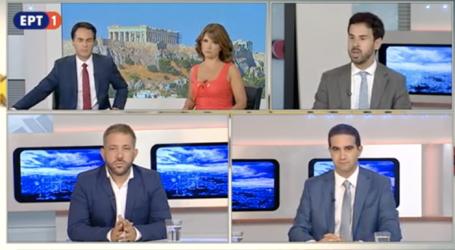 Αλεξ. Μεϊκόπουλος: Να διορθωθεί το θέμα με τις συντάξεις των 24.000 ευρώ του Κατρούγκαλου