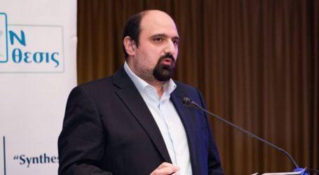 Ο Βολιώτης Χρήστος Τριαντόπουλος γενικός γραμματέας του Υπουργείου Οικονομικών