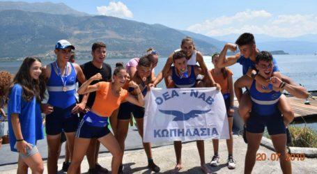 Κωπηλασία: Τρίτη δύναμη στην Ελλάδα ο ΟΕΑ/ΝΑΒ
