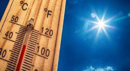 Καιρός: Με καύσωνα οι Βολιώτες στις κάλπες – Πού θα χτυπήσει 40αρια η θερμοκρασία