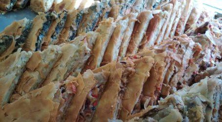 Ζεστές, λαχταριστές αλλά κυρίως… χειροποίητες πίτες από τα Αρτοποιεία Μανδηλά