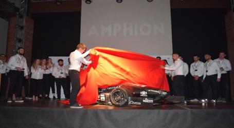 Έτοιμη η Centaurus racing team του Π.Θ. για τους παγκόσμιους διαγωνισμούς Formula student