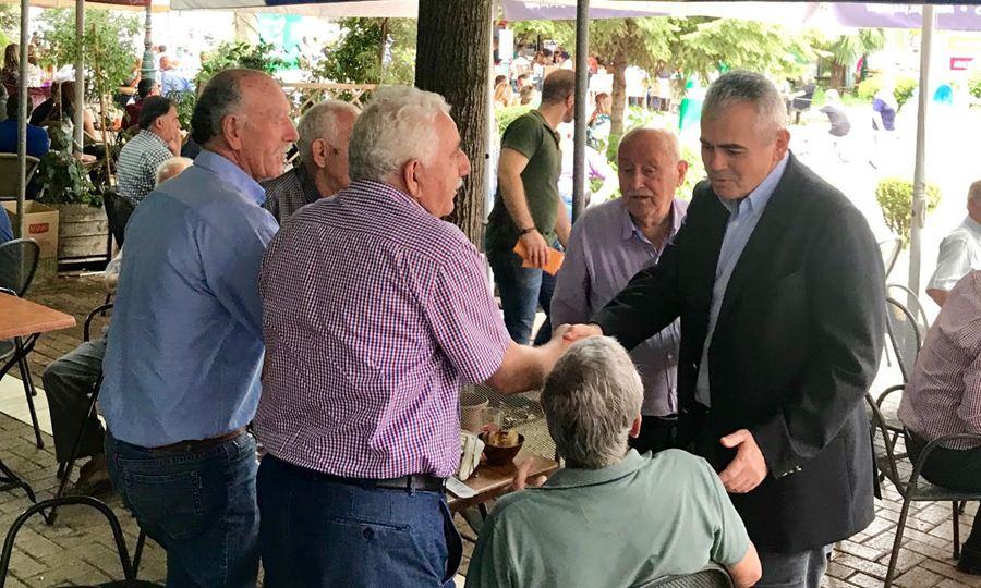 Χαρακόπουλος για νέα κυβέρνηση στα Φάρσαλα: Θα είμαι έμπρακτα δίπλα σας όπως πάντα!