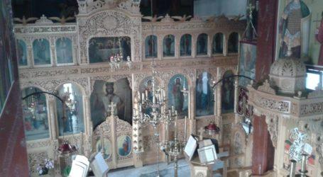 Πανηγυρίζει ο Ιερός ναός Τιμίου Προδρόμου ΓΟΧ στον Βόλο