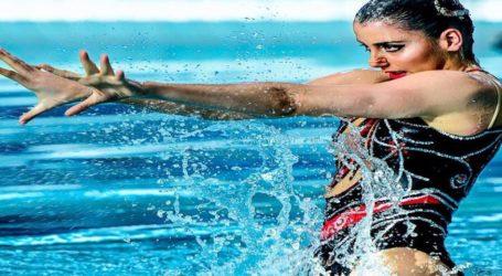 Μία Βολιώτισσα στον τελικό του σόλο καλλιτεχνικής κολύμβησης