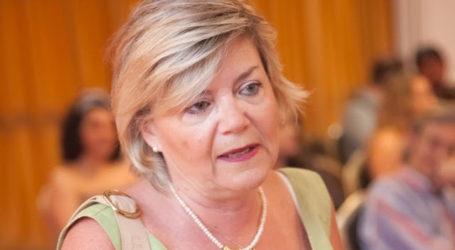 Η Έλενα Αντωνοπούλου για τη νίκη της ΝΔ