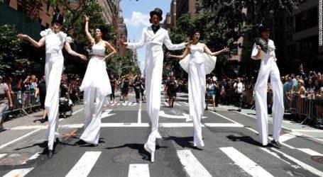Παρέλαση Υπερηφάνιας στη Νέα Υόρκη, εκεί όπου ξεκίνησαν όλα