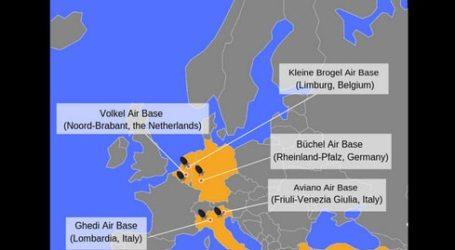 Σχέδιο έκθεσης του ΝΑΤΟ αποκαλύπτει τον αριθμό και την τοποθεσία των πυρηνικών όπλων των ΗΠΑ στην Ευρώπη