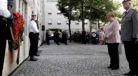 Η Γερμανία τίμησε τους δράστες της απόπειρας δολοφονίας του Χίτλερ