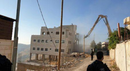 Το Ισραήλ κατεδάφισε δέκα παλαιστινιακά σπίτια σε νότιο προάστιο της Ιερουσαλήμ