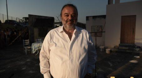 Για τη συνολική προσφορά του στους πληγέντες της εθνικής τραγωδίας στο Μάτι βραβεύτηκε ο εφοπλιστής Μάριος Ηλιόπουλος
