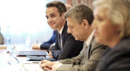 «Προτεραιότητά μας η επίλυση του Κυπριακού»