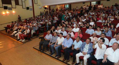 """Μπίζιου σε μεγαλειώδη συγκέντρωση στην Ελασσόνα: """"Μεγάλη νίκη της ΝΔ την Κυριακή με νέα πρόσωπα και νέες ιδέες!"""""""