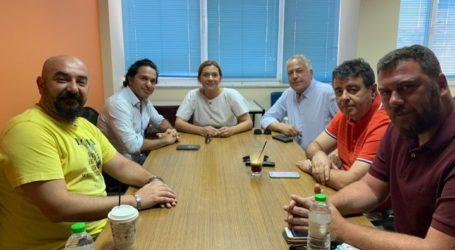 Στέλλα Μπίζιου: Στηρίζουμε εμπράκτως την επιχειρηματική δραστηριότητα
