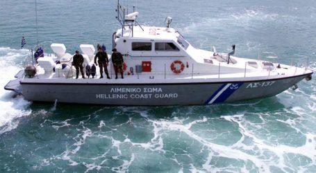Ακυβέρνητο σκάφος στη Σκιάθο